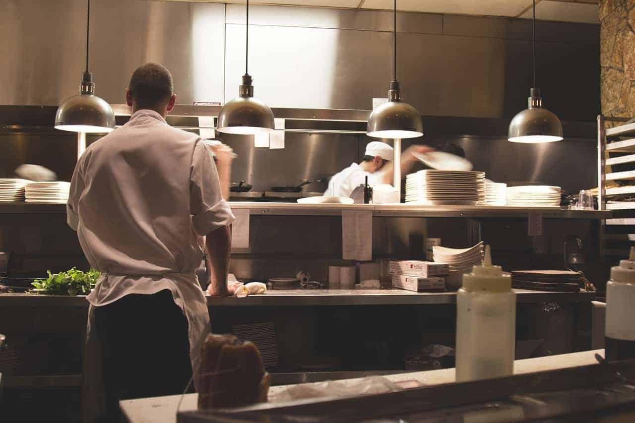 Vorschriften und Richtlinien in Großküchen